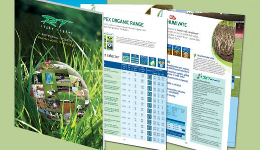 Rigby Taylor's 2020 Professional Products brochure