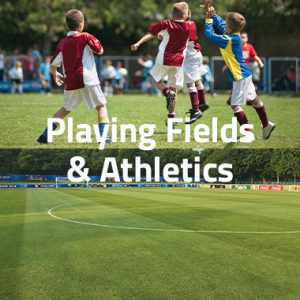 Playing Fields & Athletics
