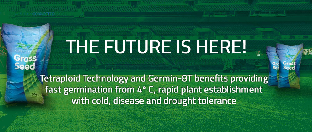 Grass seed - The future is here